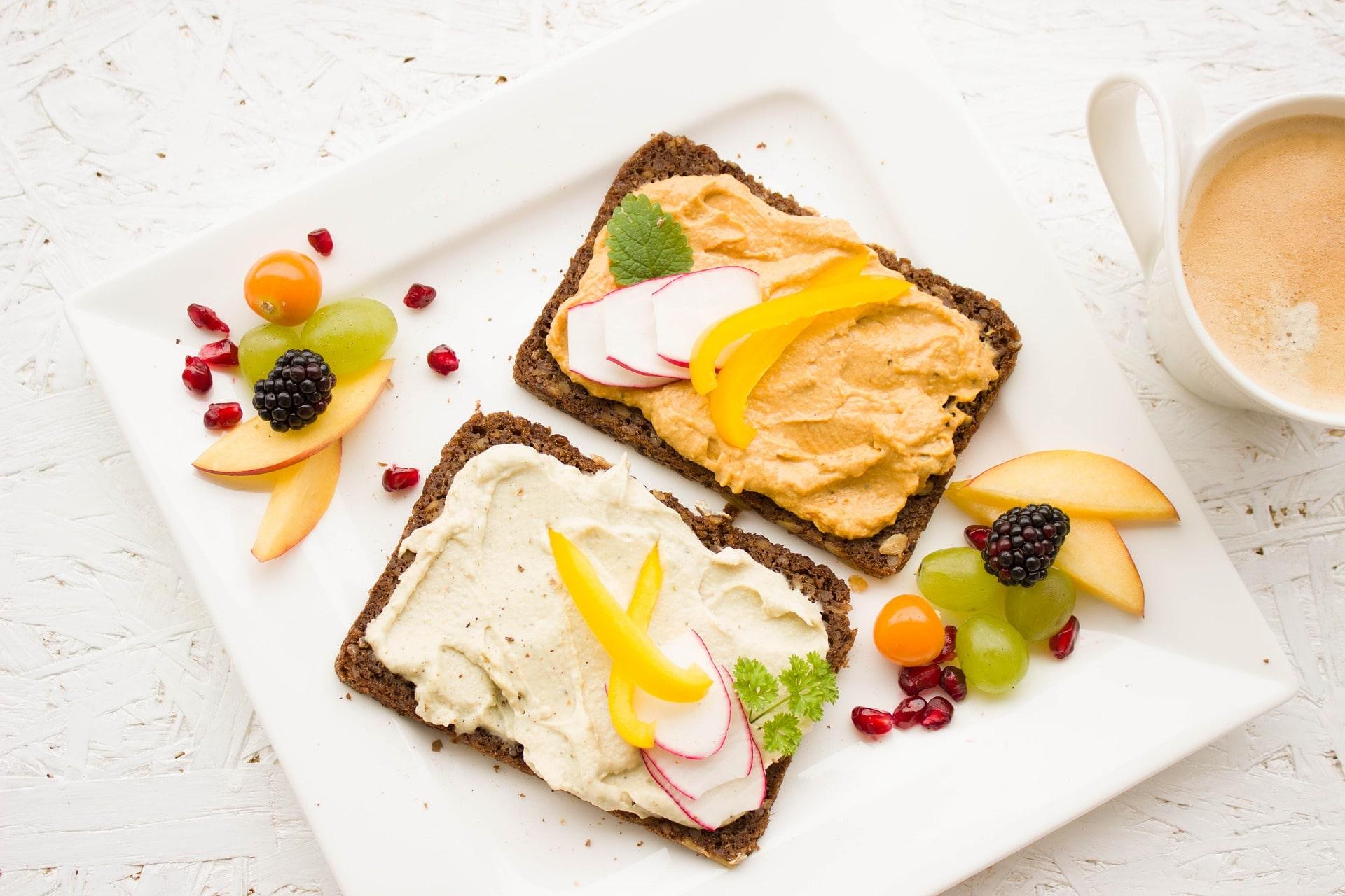 Sandwiches for Breakfast